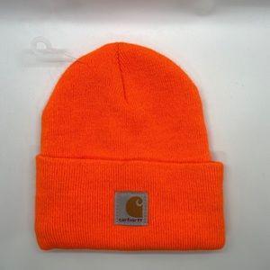 Orange Carhartt Hat